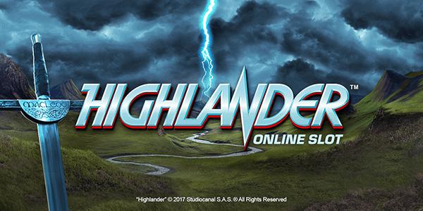 Microgaming annonce la sortie de sa vidéo slot Highlander