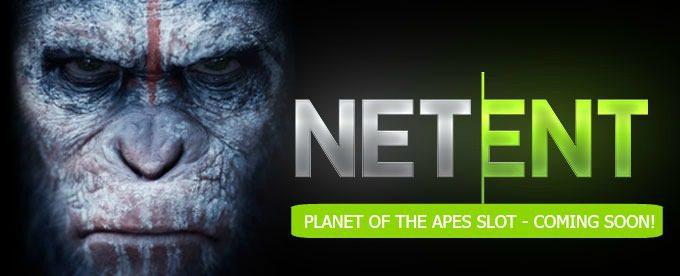 Planet of the Apes Netent : la machine à sous très attendue cette année !