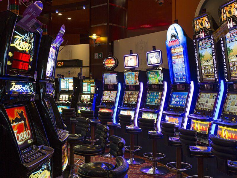 Casino Barrière d'Ouistreham, installation de nouvelles machines à sous plus attractives