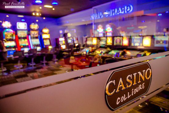 Le casino de Collioure en faillite