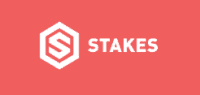 Logo stake