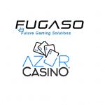 Des nouveaux jeux disponibles sur Azur Casino, les jeux de l'éditeur Fugaso