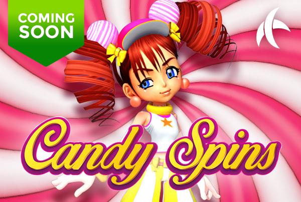 Candy Spins deLeanderGames, la machine à sous qui a tout d'une sucrerie