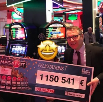 Jackpot :une héraultaise a gagné plus d'un million d'euros