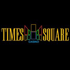 Logo times square casino