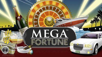 NetEnt, le jackpot Mega Fortune de 5,9 millions d'Euros remporté par un Suédois