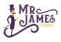 Logo de Mr James casino