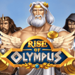 La nouvelle machine de Play'N Go est dispnible : Rise Of Olympus