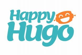 logo happy hugo