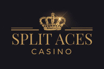 Logo de split aces casino