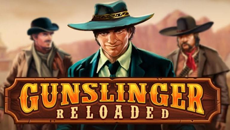 Gunslinger Reloaded de Play'n Go, jusqu'à 200€ de bonus pour tester ce nouveau jeu
