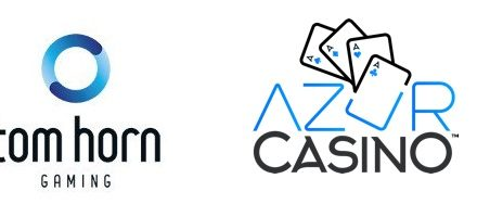 Tom Horn Gaming collabore avec Azur casino