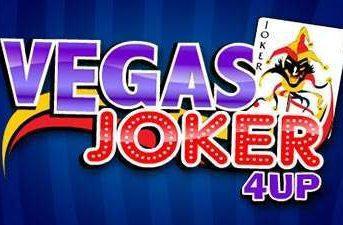 Vegas Joker 4x