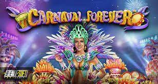 Carnaval forever, la nouvelle machine à sous de Betsoft