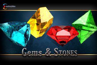 logo gems & stones
