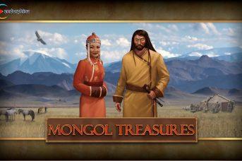 mongol treasures logo