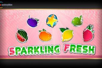 logo sparkling fresh
