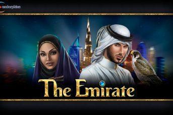 logo machine a sous emirates