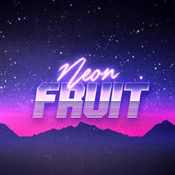 La nouvelle machine «Neon Fruit» de l'éditeur de jeux 1X2 Gaming