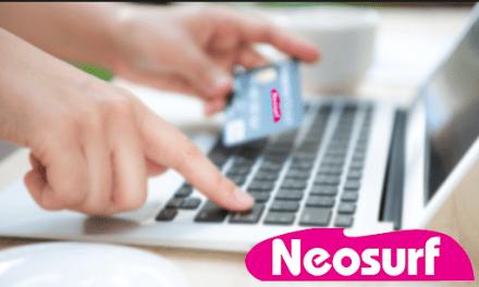 Neosurf disponible pour effectuer des dépôts sur Azur casino