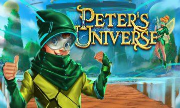 Particcipez à la promotion « Fly to Peter's Universe » de gameart sur Azur casino
