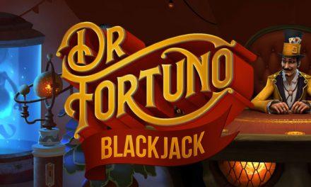 «Dr Fortuneo Blackjack», le concept du Blackjack retravaillé par Yggdrassil