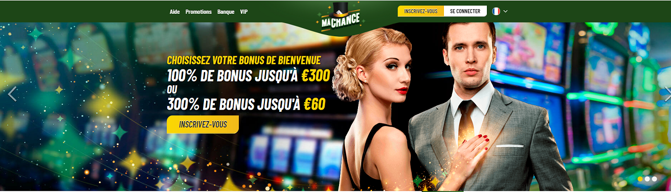 casino en ligne MaChance casino