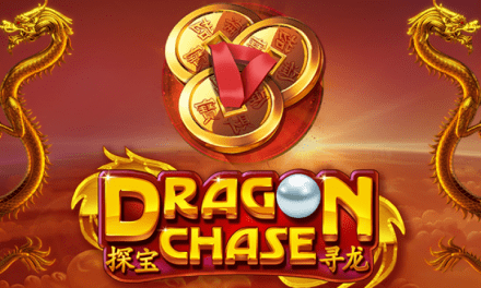 Sorti de la machine dragon chase de quick spin