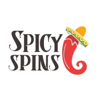 spicy spins logo