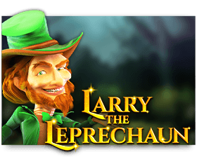 Sorti de la machine à sous Larry the Leprechaun (Wazdan)