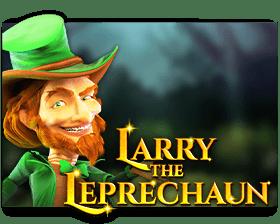 Sorti de la machine à sous Larry the Leprechaun (Wazdan)