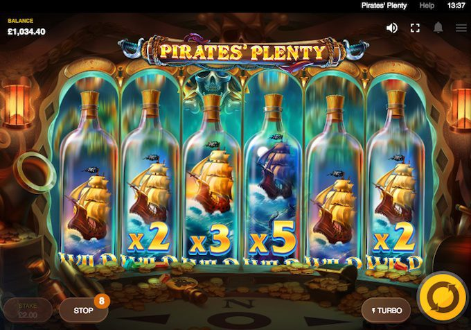 Actu sur la sortie de Pirates plenty