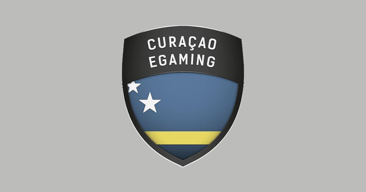 logo licence de jeu Curaçao