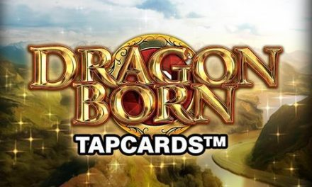 Dragon Bor Tap Cards