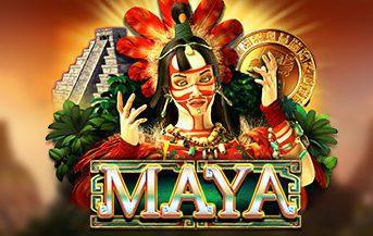 logo de la machine à sous maya