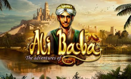 Adventure of Ali Baba