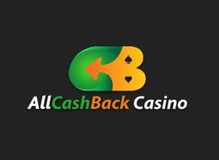 logo all cash back casino
