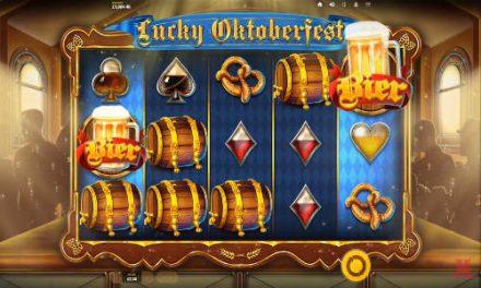 Sorti du jeu Lucky Oktoberfest de l'éditeur Red Tiger