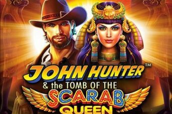 John Hunter and the Tomb of the Scarab Queen machine à sous pragmatic play