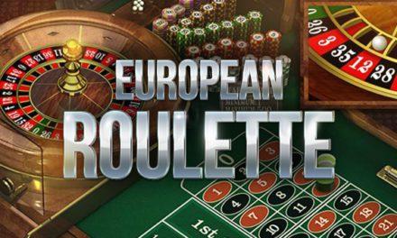 European roulette de Betsoft