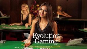 Poker Video en direct Evolution Gaming