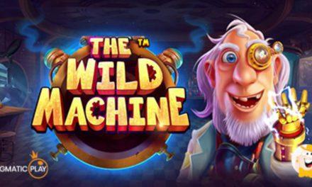 The Wild Machine : la machine à sous en ligne la plus généreuse de l'iGaming