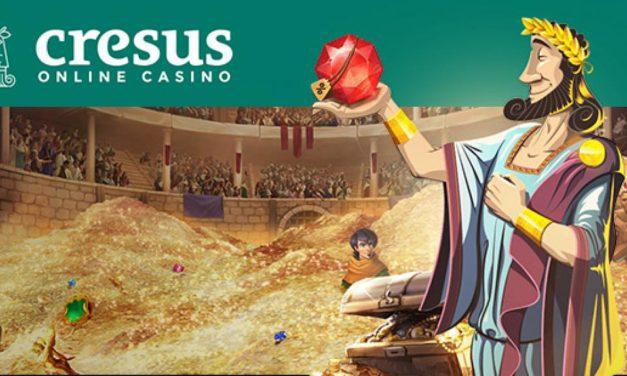 Bonus et promotions à gogo sur Crésus Casino
