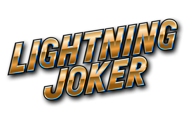 logo machine à sous lighting joker