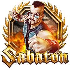 logo sabaton machine à sous