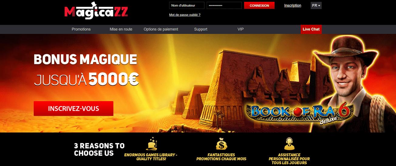 magicazz casino