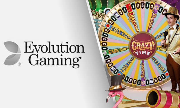 Crazy Time, le jeu live signé Evolution Gaming à essayer absolument