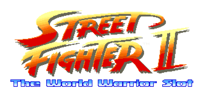 street fighter II machine à sous Netent