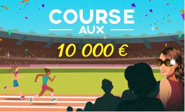 Une loterie de 10 000 € à se partager sur les machines à sous de Play'n Go