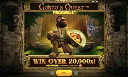Gonzo's Quest Megaways à la reconquête des joueurs